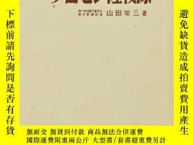 二手書博民逛書店(K2109)回憶錄《所羅門陸戰隊》硬精裝1冊全罕見全書講述了日