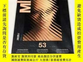 二手書博民逛書店MIX罕見MAGAZINE COLOUR TRENDS & DESIGN 英文雜誌 設計雜誌 顏色設計 N.53(