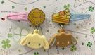 【震撼精品百貨】Sugarbunnies 蜜糖邦尼~三麗鷗蜜糖邦尼髮夾-餅乾#49297