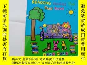 二手書博民逛書店reading罕見makes you feel good.Y12