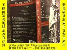 二手書博民逛書店On罕見Top of the World: Five Women