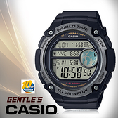 CASIO 手錶專賣店 AE-3000W-1A 男錶 電子錶 樹脂帶 樹脂玻璃 100米防水 LED燈