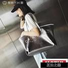 斜背包 大包包女潮夏季正韓百搭女包大氣手提包單肩斜挎包托特包FG123 快速出貨
