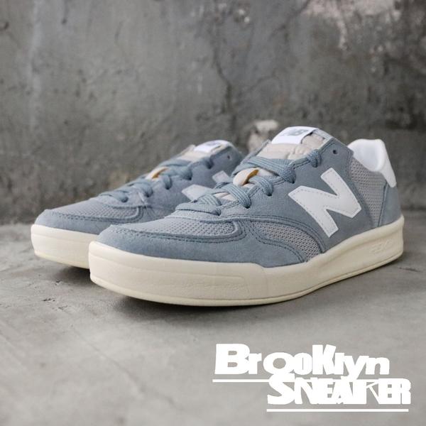 NEW BALANCE CRT 300 灰藍 奶油底 休閒 運動鞋 情侶 男女(布魯克林) CRT300PF