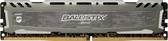 Micron 美光 Ballistix Sport LT 競技版 DDR4-3000 8G 超頻記憶體 RAM (灰色散熱片)