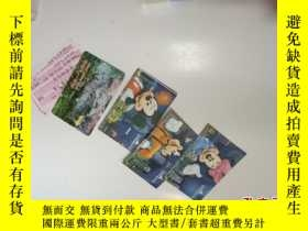 二手書博民逛書店罕見香港迪士尼樂園門票等(7張合售Y17267 香港迪士尼樂園