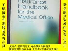 二手書博民逛書店Insurance罕見Handbook for the Medi