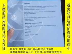 二手書博民逛書店Journal罕見of Wed LibrarianshipY15