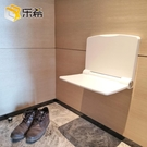摺疊換鞋凳換鞋椅壁掛式牆摺疊穿鞋凳玄關壁...