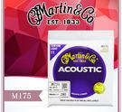 【小麥老師樂器館】吉他弦 Martin M175【T202】民謠吉他弦 木吉他弦 11-52