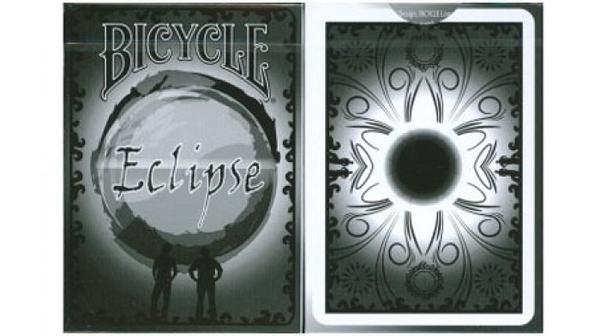 【USPCC 撲克】Bicycle Eclipse PLAYING CARDS 腳踏車日蝕撲克牌