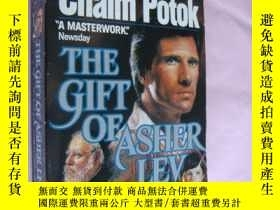 二手書博民逛書店The罕見gift of Asher LevY85718 Cha