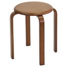 木製圓凳 6201/S6 MBR NIT...