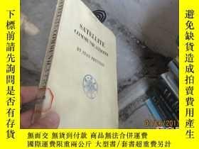 二手書博民逛書店satellite罕見communications 641719