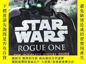 二手書博民逛書店Star罕見Wars Rogue One The Ultimat