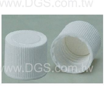 《美製》螺旋試管蓋 PTFE墊片 Closure,Screw Thread,PTFE Lined