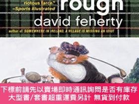 二手書博民逛書店A罕見Nasty Bit Of RoughY255174 Feherty, David Penguin Usa