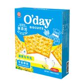 O DAY牛奶餅乾168G【愛買】