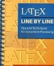 二手書R2YB《LATEX LINE BY LINE》1993-Diller-0