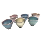 派樂大亨 建盞杯 虹彩茶杯組 建窯 建盞杯 高溫燒結晶釉壺 專業師傅手工每隻杯盞紋理皆獨特工藝