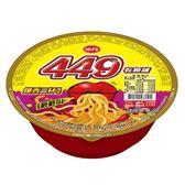 味丹449乾麵舖爆香三杯風味碗麵110g*2【愛買】