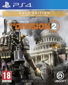 PS4 全境封鎖 2 黃金版  中文版 預購 聖誕節 短期促銷商品