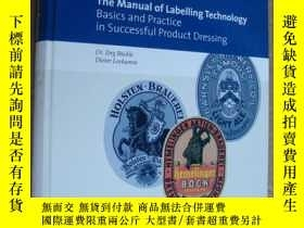 二手書博民逛書店The罕見Manual of Labelling Technol