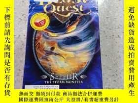 二手書博民逛書店beast罕見quest sephir:野獸探索墳墓:Y212829