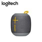 Logitech 羅技 UE WONDERBOOM 藍芽喇叭 灰色【買就送★透明文件袋】