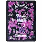 【震撼精品百貨】酷洛米_Kuromi~Sanrio 酷洛米亮片裝飾雙開式文件夾(B6)#36864