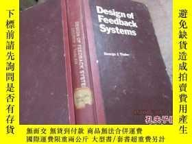 二手書博民逛書店design罕見of feedback systems 精 22