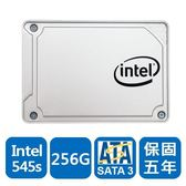Intel 545s-SSDSC2KW256G8XT 256GB 2.5吋 固態硬碟