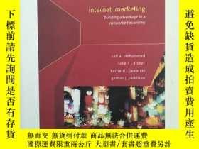 二手書博民逛書店internet罕見marketing 網絡營銷Y256488
