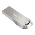 【免運費】SanDisk Ultra Luxe CZ74 128GB USB3.0 隨身碟 / 高速讀取150M 128G C7412