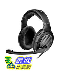 [美國直購] Sennheiser PC 373D 遊戲耳機 耳罩式耳機 7.1 Surround Sound Gaming Headset