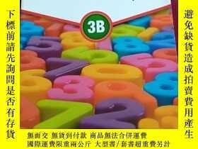 二手書博民逛書店麥克米倫數學3B學生的圖書罕見英文原版 Macmillan Mathematics 3B Pupil s Book