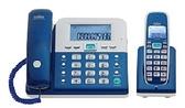 ^聖家^聲寶2.4Ghz高頻數位無線電話~藍色 CT-W1103NL【全館刷卡分期+免運費】