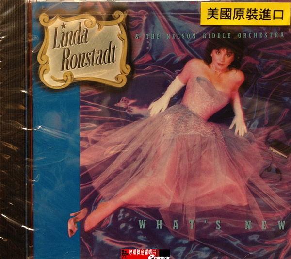 【停看聽音響唱片】【CD】LINDA RONSTADT & THE NELSON RIDDLE ORCHESTRA