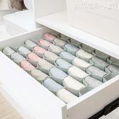 內衣收納盒內褲襪子收納盒分格抽屜式塑料整理格子分隔板蜂窩收納格子衣間迷你屋