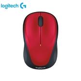 [logitech 羅技]M235 紅 無線光學滑鼠