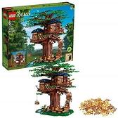 LEGO 樂高 Ideas 21318 Tree House (3036 Pieces)