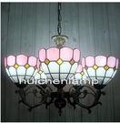 設計師美術精品館時尚簡約歐式燈飾田園客廳...
