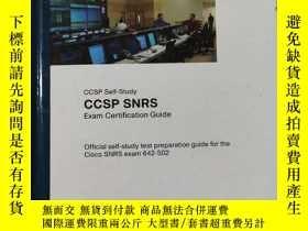 二手書博民逛書店CCSP罕見SNRS Exam Certification Guide:CCSP SNRS考試認證指南(外文)