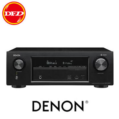 DENON 天龍 AVR-X1400H 7.2聲道AV環繞聲擴大機 Dolby Atmos DTS:X 公司貨
