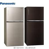 Panasonic 國際牌【NR-B651TG】 650公升變頻雙門玻璃冰箱