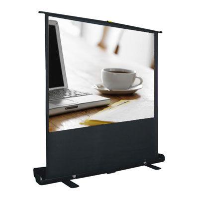 [卡瑪斯投影機銀幕] 100吋4:3氣壓上昇式投影布幕 鋁合金材質 輕巧可攜 一年原廠保固 含運含稅