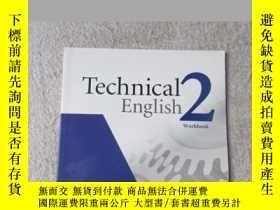 二手書博民逛書店Technical罕見English Level 2 Workb