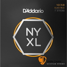 【缺貨】美國 DAddario NYXL-1059 (10-59) 7弦電吉他弦【NYXL1059/吉他弦專賣店/DAddario】