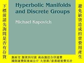 二手書博民逛書店Hyperbolic罕見Manifolds And Discrete Groups-雙曲流形與離散群Y4366