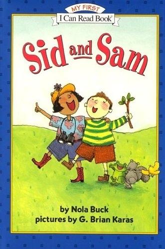 (An I Can Read系列  My First )  SID AND SAM /讀本